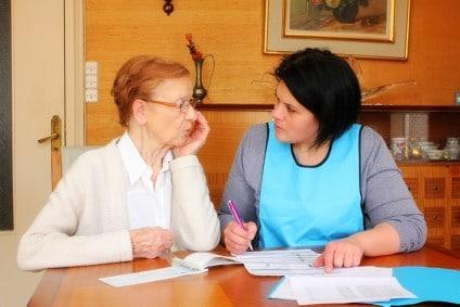 aide administrative seniors