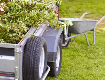 ramassage déchets verts