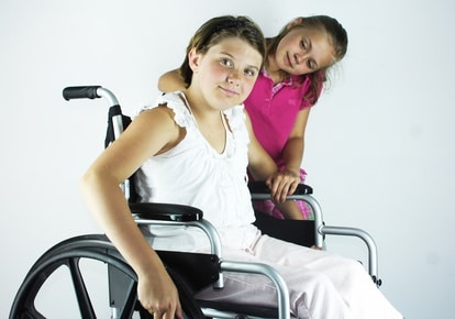 aide enfant handicap