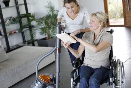 aide personne handicap