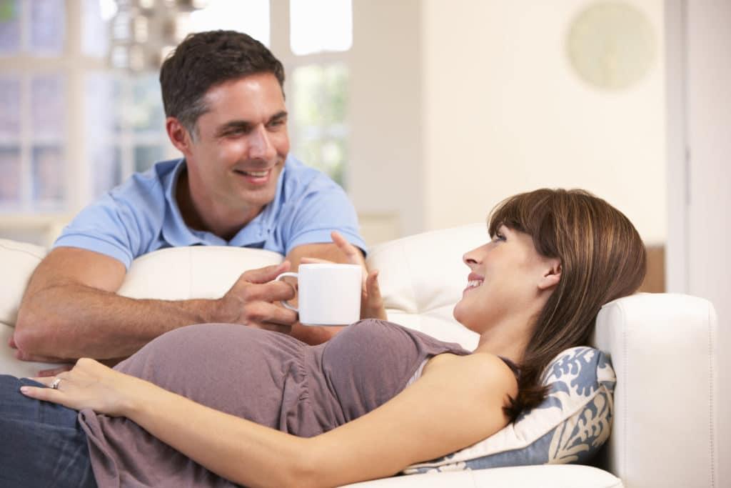 aide femme enceinte ménage