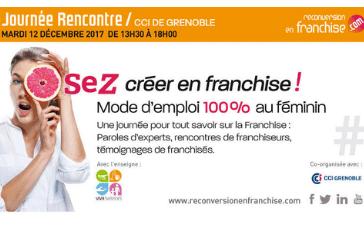 Journée Rencontre VIVASERVICES à Grenoble – Oser créer en franchise