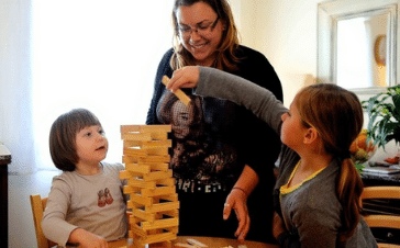Embaucher une nounou pour la garde de ses enfants