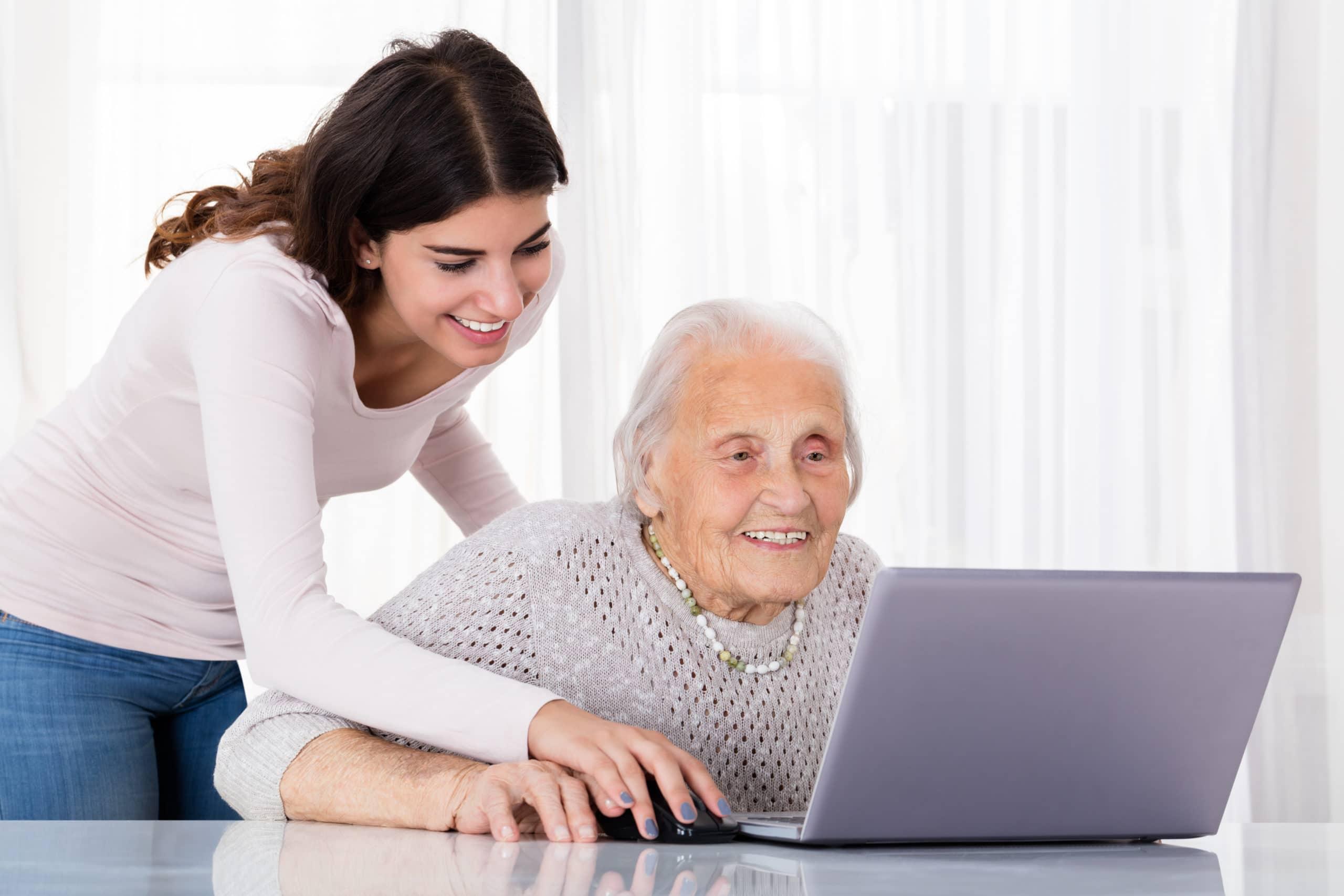 Formation et d'initiation aux outils informatiques, à domicile