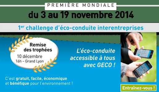 VIVASERVICES participe au 1er challenge d'éco-conduite