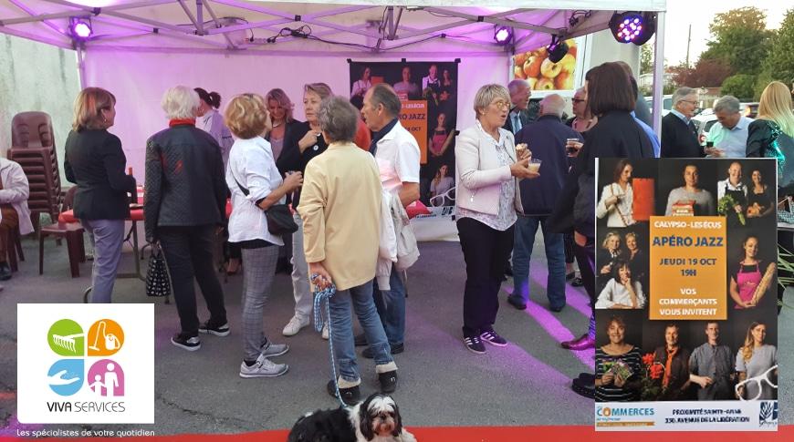 Bordeaux Ouest : apéro jazz (Octobre 2017)
