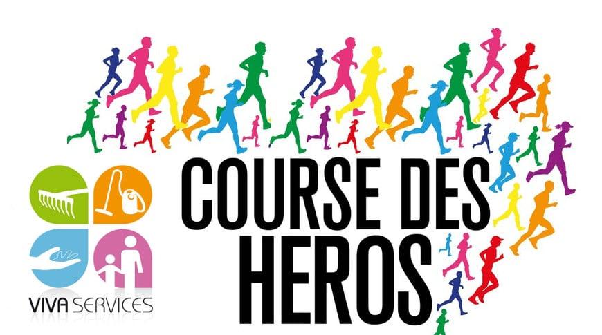 La course des héros par la VIVA TEAM