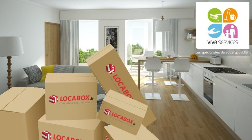 Aide manutention meubles et cartons à Grenoble