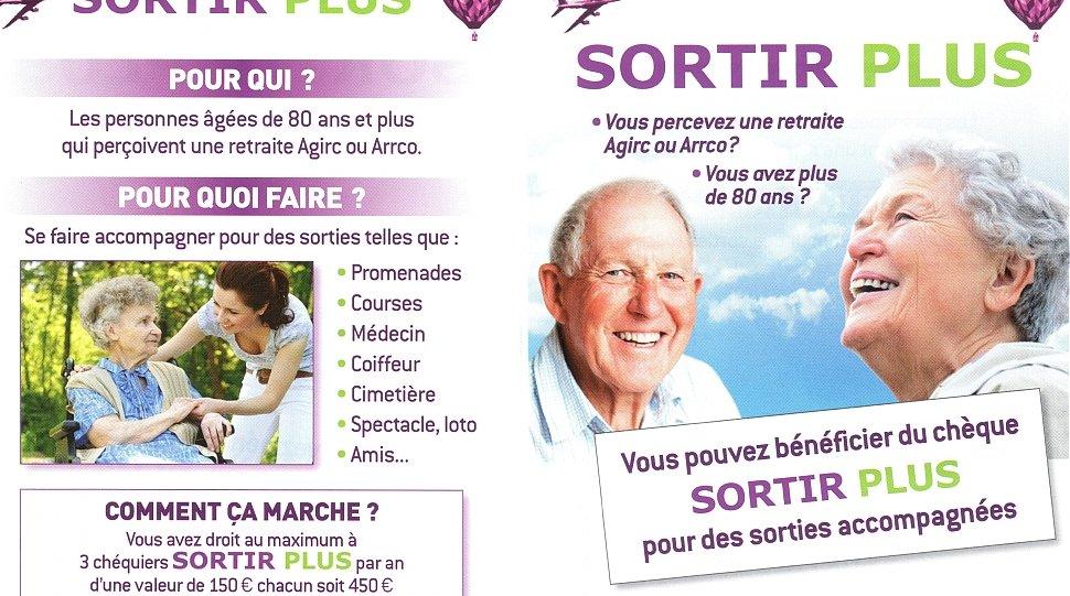 Sortir Plus : aide de 450€ aux + 80 ans en Pyrénées