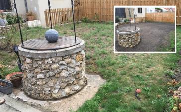 AVANT / APRÈS Réfection de pelouse